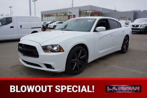 2014 Dodge Charger R/T LEATHER Accident Free,  Navigation (GPS),