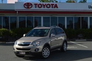 2013 Holden Captiva Gold Sports Automatic Wagon Highland Park Gold Coast City Preview