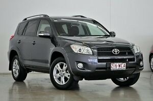 2011 Toyota RAV4 ACA38R MY11 Cruiser 4x2 Grey 4 Speed Automatic Wagon Tweed Heads South Tweed Heads Area Preview