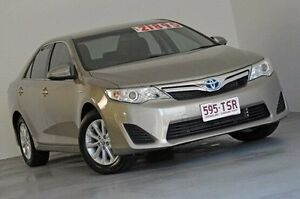 2014 Toyota Camry AVV50R Hybrid H Bronze 1 Speed Constant Variable Sedan Hybrid Albion Brisbane North East Preview