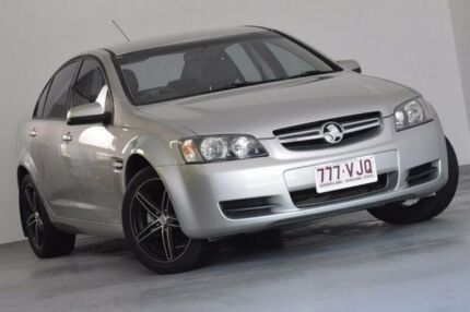 2007 Holden Commodore VE Lumina Silver 4 Speed Automatic Sedan Kedron Brisbane North East Preview