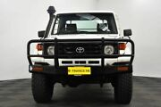 2004 Toyota Landcruiser HZJ79R White 5 Speed Manual Cab Chassis Edgewater Joondalup Area Preview