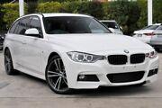 2015 BMW 320i F30 MY1114 M Sport White 8 Speed Sports Automatic Sedan Gosford Gosford Area Preview