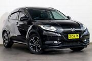 2015 Honda HR-V MY15 VTi-L Black 1 Speed Constant Variable Hatchback Zetland Inner Sydney Preview