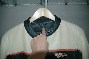 Ladies Leather Harley Davidson Riding Jacket One Of A Kind! London Ontario image 3