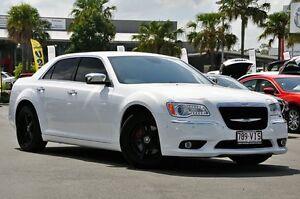 2014 Chrysler 300 LX MY14 C E-Shift Bright White 8 Speed Sports Automatic Sedan Robina Gold Coast South Preview