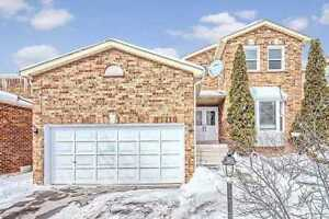 4+1 Bedroom Immaculate Detached Brick Home For Sale!