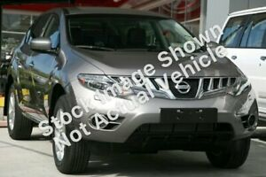 2010 Nissan Murano Z51 ST White Continuous Variable Wagon