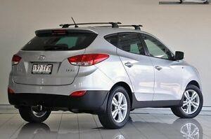 2013 Hyundai ix35 LM2 SE AWD Silver 6 Speed Sports Automatic Wagon Southport Gold Coast City Preview