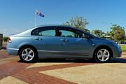 2009 Honda Civic 8th Gen VTi-L Blue Automatic Sedan Bunbury Bunbury Area Preview