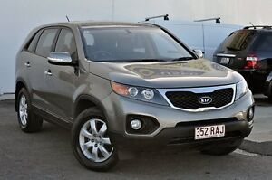 2010 Kia Sorento XM MY10 SI Grey 6 Speed Sports Automatic Wagon Tweed Heads South Tweed Heads Area Preview
