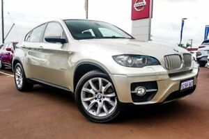 2011 BMW X6 E71 MY11 xDrive40d Coupe Steptronic Silver 8 Speed Sports Automatic Wagon