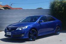 2013 Toyota Camry ASV50R Atara R Blue 6 Speed Sports Automatic Sedan South Launceston Launceston Area Preview