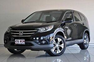 2014 Honda CR-V RM MY15 VTi Plus Black 5 Speed Automatic Wagon Southport Gold Coast City Preview