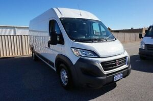 2016 Fiat Ducato Series 4 Mid Roof XLWB Comfort-matic White 6 Speed Sports Automatic Single Clutch Pearsall Wanneroo Area Preview