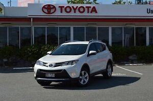 2013 Toyota RAV4 White Sports Automatic Wagon Highland Park Gold Coast City Preview