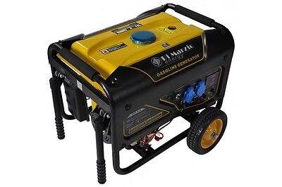 Generatore corrente benzina mini usato vedi tutte i 60 for Generatore di corrente honda usato