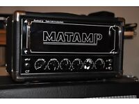 Matamp C7 Head and Cab