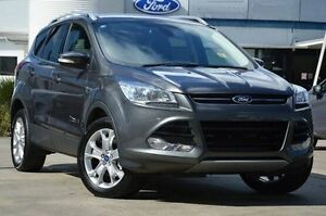 2014 Ford Kuga TF Trend AWD Grey 6 Speed Sports Automatic Wagon Thorngate Prospect Area Preview