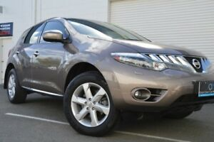 2011 Nissan Murano Z51 Series 2 MY10 ST Bronze 6 Speed Constant Variable Wagon