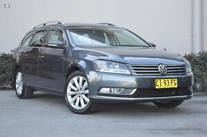 2013 Volkswagen Passat 3C MY13 118 TSI 7 Speed Automatic Wagon South Maitland Maitland Area Preview