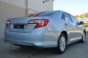 2013 Toyota Camry ASV50R Altise Blue 6 Speed Sports Automatic Sedan Ashmore Gold Coast City Preview