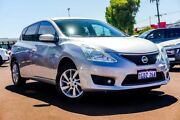 2016 Nissan Pulsar C12 Series 2 ST-L Silver 6 Speed Manual Hatchback Osborne Park Stirling Area Preview