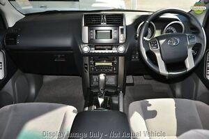 2010 Toyota Landcruiser Prado KDJ150R GXL White 5 Speed Sports Automatic Wagon Westminster Stirling Area Preview