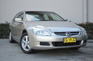 2005 Honda Accord 40 VTi Gold 5 Speed Automatic Sedan South Maitland Maitland Area Preview