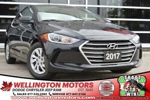 2017 Hyundai Elantra SE .... Heated Seats / No Acc. / Great Tire