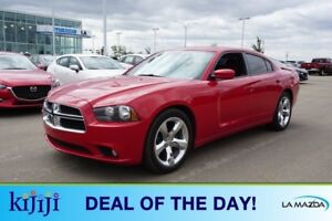 2013 Dodge Charger SXT PLUS Leather,  Heated Seats,  Bluetooth,