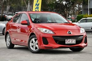 2012 Mazda 3 BL10F2 Neo Activematic Velocity Red 5 Speed Sports Automatic Sedan Southport Gold Coast City Preview