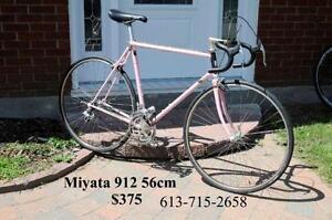 Miyata 1988 912 56cm $375 Full 600 Araya Rims 6137152658