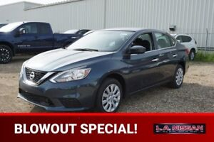 2018 Nissan Sentra S 1.8 CVT BLUETOOTH, BACK UP CAMERA, 1.8L XTR
