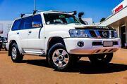 2015 Nissan Patrol Y61 GU 10 ST White 5 Speed Manual Wagon Balcatta Stirling Area Preview
