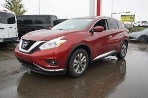 2016 Nissan Murano SL ALL WHEEL DRIVE Navigation (GPS),  Leather