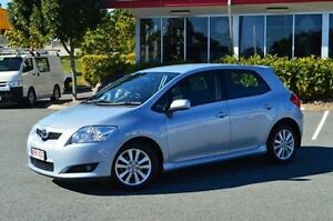 2008 Toyota Corolla ZRE152R Levin SX Silver 4 Speed Automatic Hatchback Highland Park Gold Coast City Preview