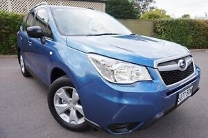 2014 Subaru Forester S4 MY14 2.0D AWD Blue 6 Speed Manual Wagon Glenelg East Holdfast Bay Preview
