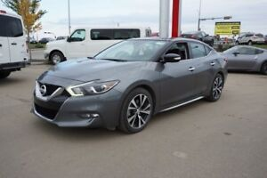 2016 Nissan Maxima SL Accident Free,  Heated Seats,  Back-up Cam