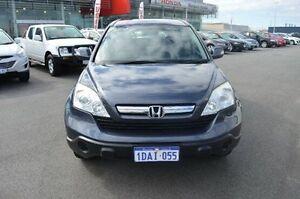 2008 Honda CR-V MY07 (4x4) Grey 5 Speed Automatic Wagon Wangara Wanneroo Area Preview