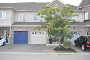 Perfect Starter Townhome In Sought After Brooklin!