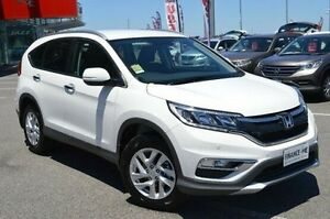 2016 Honda CR-V 30 Series 2 MY17 VTi-S (4x2) Taffeta White 5 Speed Automatic Wagon Wangara Wanneroo Area Preview