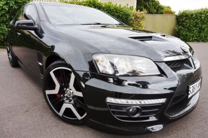 2010 Holden Special Vehicles GTS E Series 2 Black 6 Speed Manual Sedan Glenelg East Holdfast Bay Preview