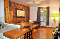 PSC: Charming apartment near Old Port and Atwater Market