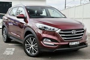 2016 Hyundai Tucson TL Active X 2WD Red 6 Speed Sports Automatic Wagon Gosford Gosford Area Preview