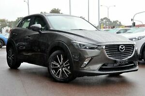 2016 Mazda CX-3 DK S Touring (FWD) Titanium Flash 6 Speed Automatic Wagon Liverpool Liverpool Area Preview