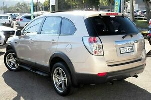 2012 Holden Captiva CG Series II 7 SX Gold 6 Speed Sports Automatic Wagon Gosford Gosford Area Preview