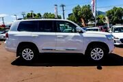 2018 Toyota Landcruiser VDJ200R Sahara White 6 Speed Sports Automatic Wagon Osborne Park Stirling Area Preview