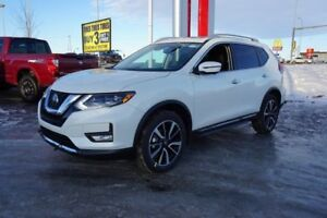 2018 Nissan Rogue AWD SL CVT LEATHER HEATED SEATS, INTELLIGENT A
