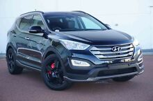 2015 Hyundai Santa Fe DM2 MY15 SR Black 6 Speed Sports Automatic Wagon Wangara Wanneroo Area Preview